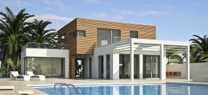 Villa 2 mit Pool
