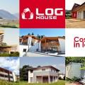 LOG HOUSE: L'ARTE DEL COSTRUIRE IN LEGNO