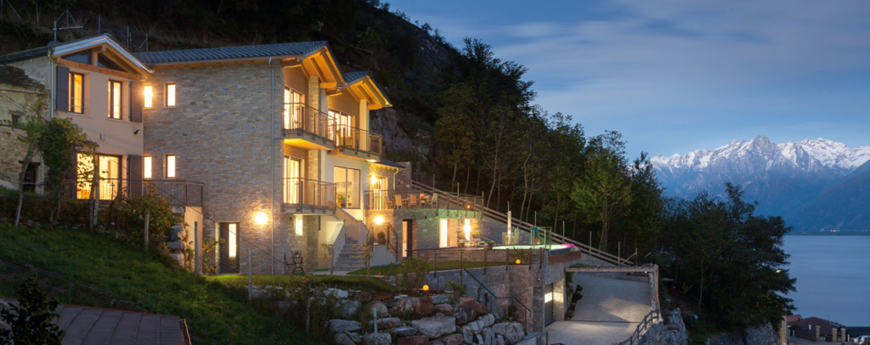 Casa monika schw rerhaus for Costare la costruzione di una casa contro l acquisto