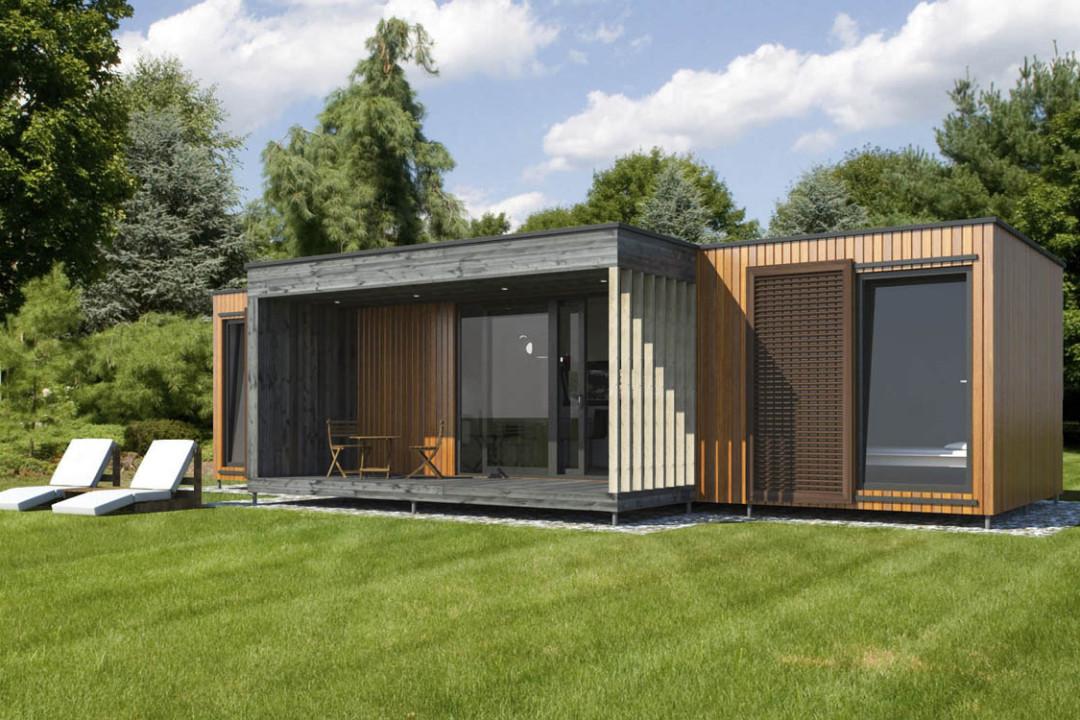 Case prefabbricate in legno ecologiche a basso consumo for Prefabbricati in legno abitabili prezzi