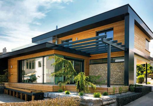 La fascia di prezzo delle case prefabbricate for Durata casa in legno