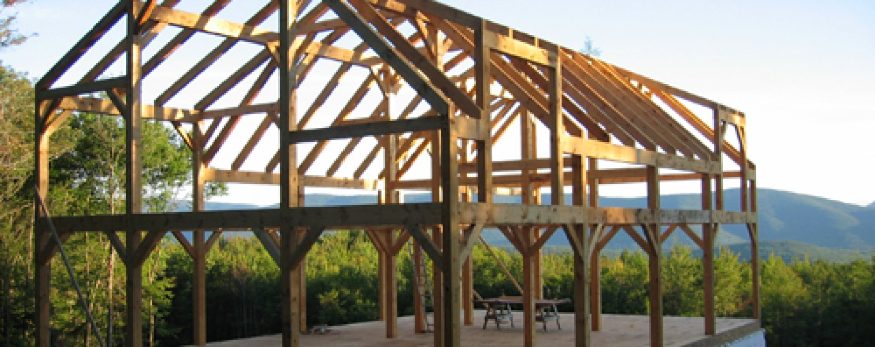 CASE DI LEGNO TIMBER FRAME