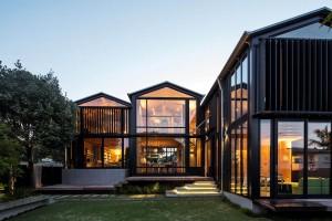 antifurto case legno