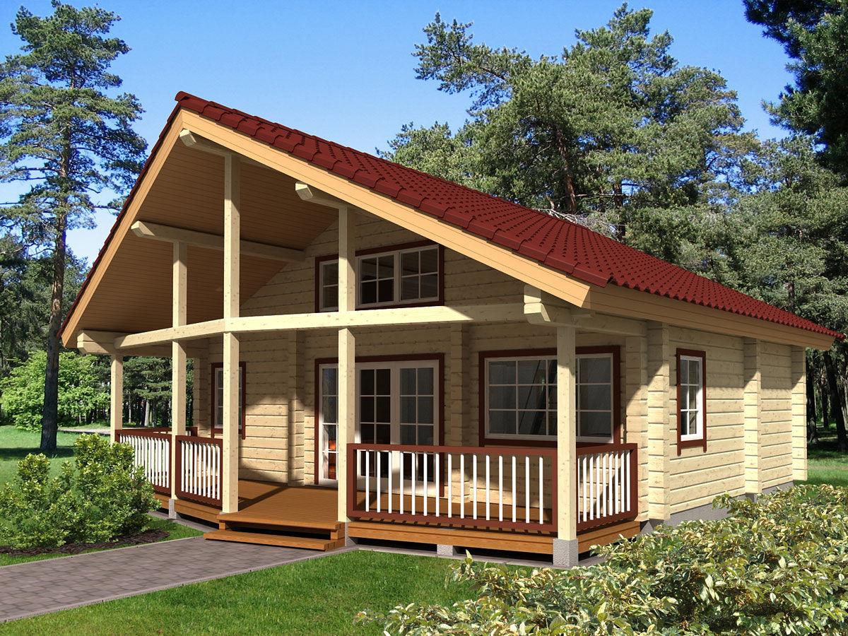 Il viaggio delle case prefabbricate for Costare la costruzione di una casa contro l acquisto
