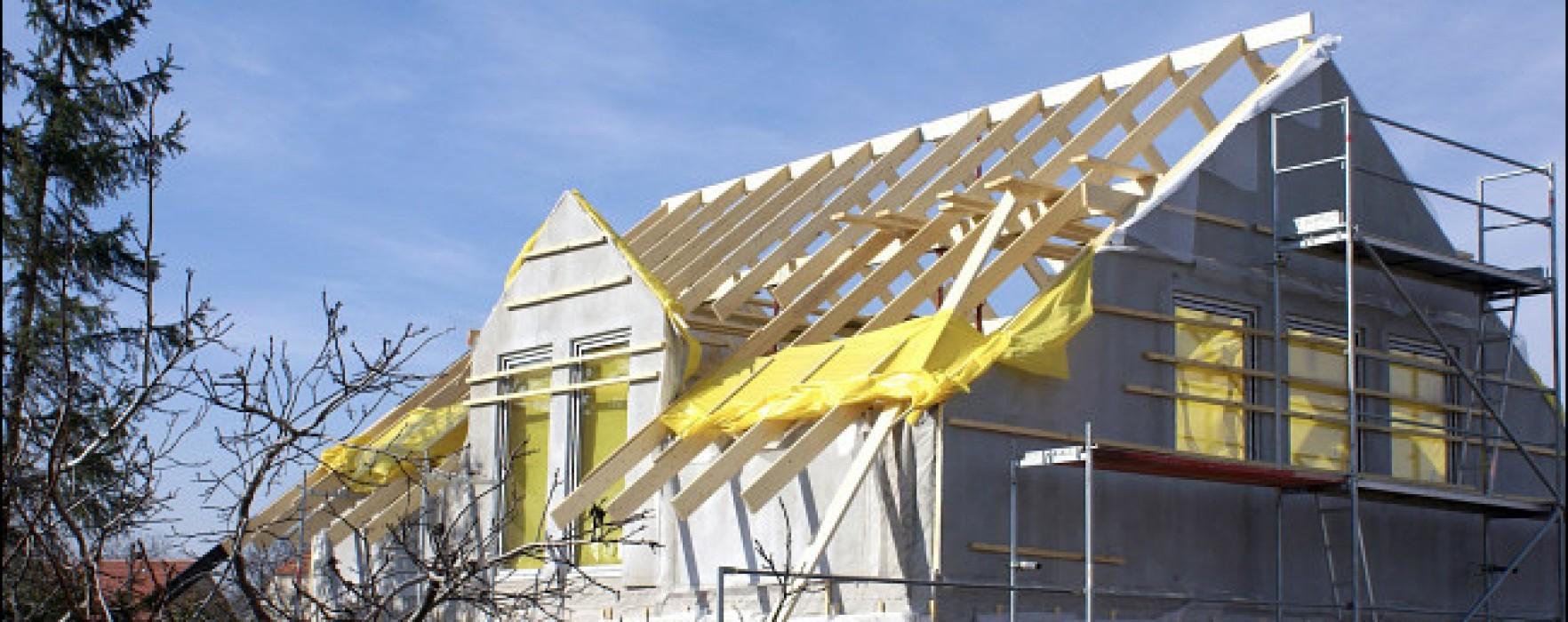 Una bifamiliare in legno economica - Casa in legno economica ...