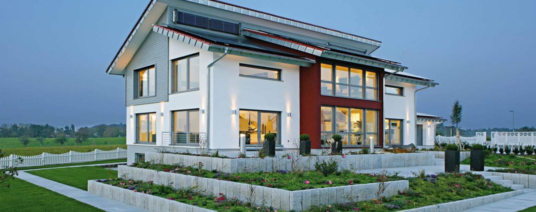 Camino e ventilazione in una casa di legno for Comprare una casa di legno