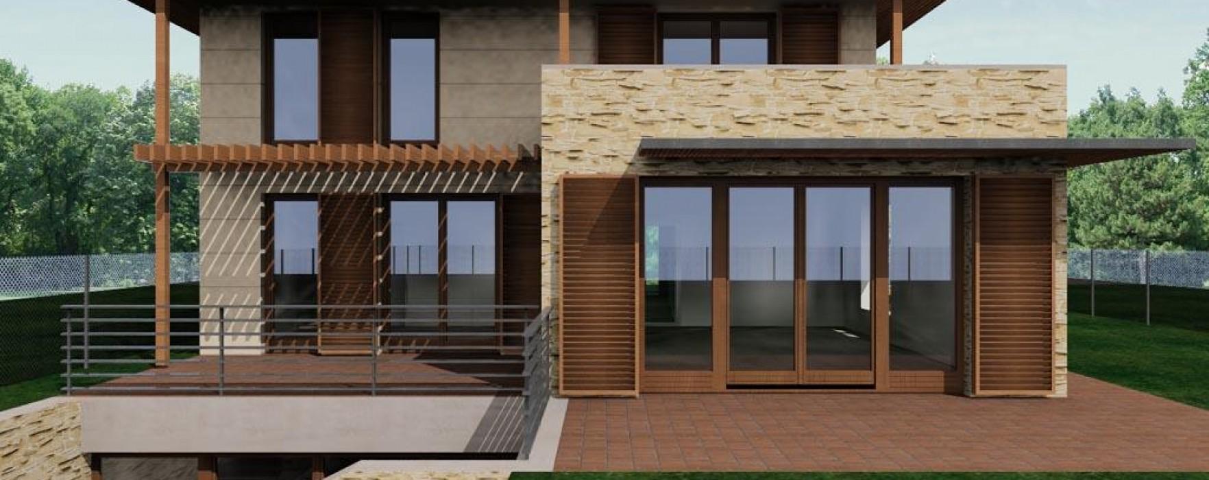 La salubrit delle case in legno prefabbricate for Durata casa in legno