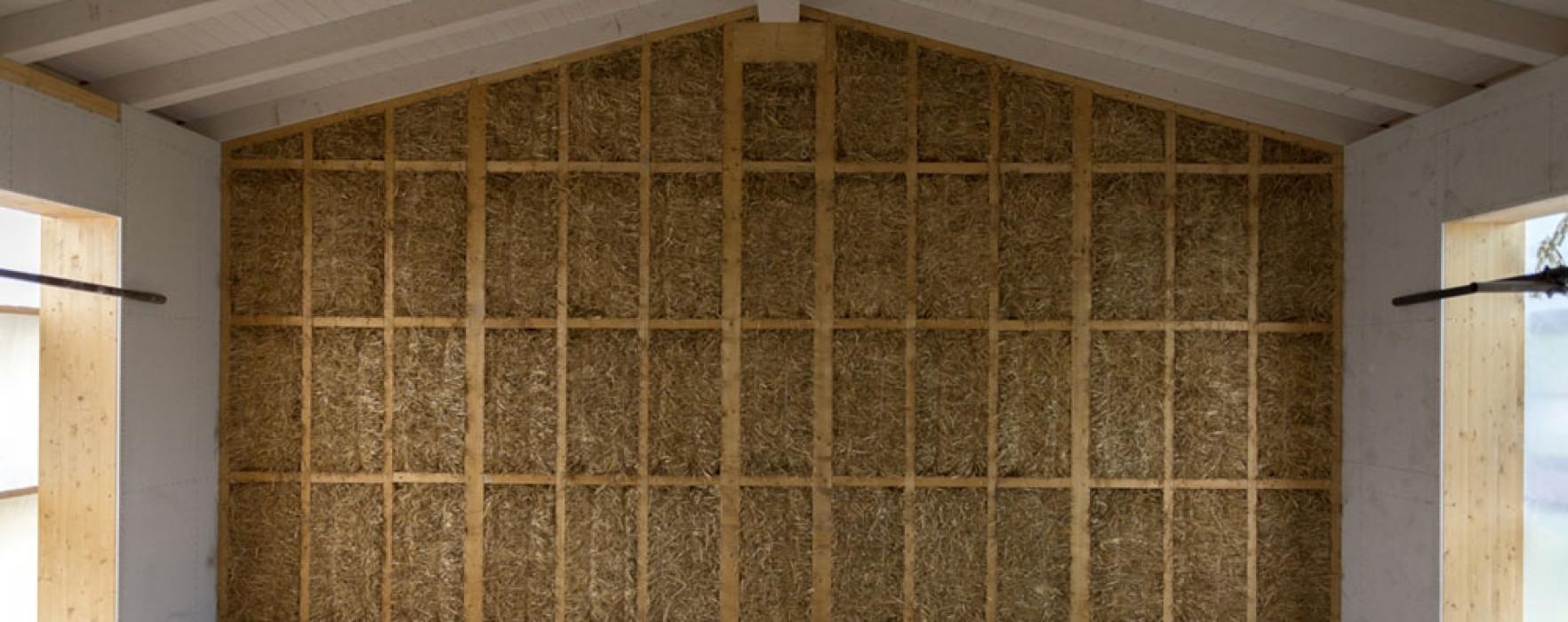 Case in paglia vs case in legno for Durata casa in legno