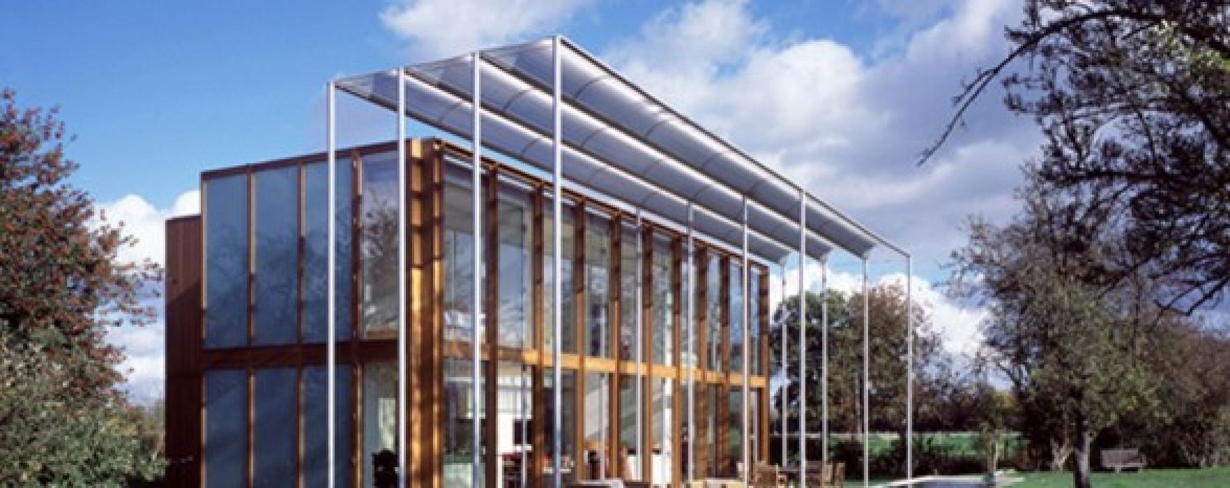 strutture in legno e acciaio