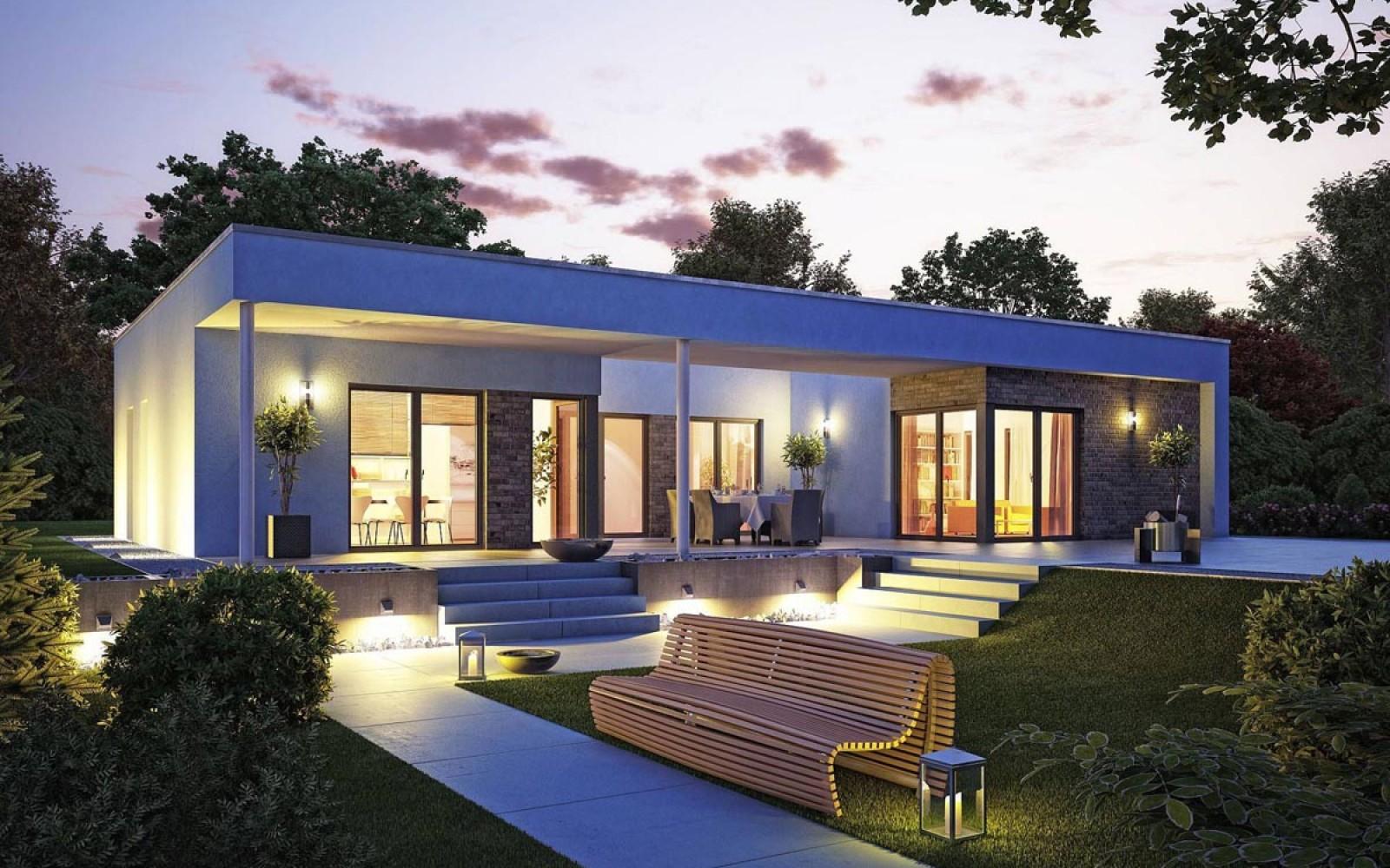 Case prefabbricate in legno ecologiche a basso consumo for Piano casa per 1000 piedi quadrati