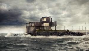 casa-legno-mare