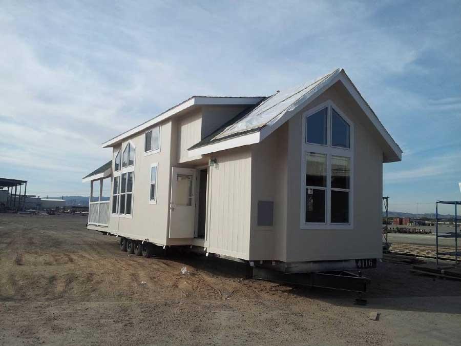 Per le case prefabbricate serve terreno edificabile