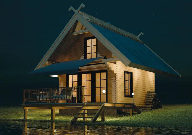 Associati lignius per un 39 abitazione in legno for Homify case