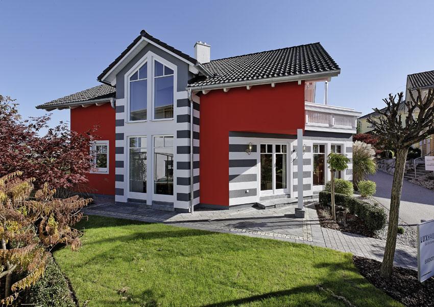 Le fondazioni delle case ecologiche for Pitture esterne case moderne