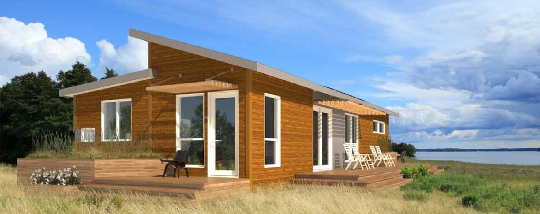 le case prefabbricate eco ecologiche economiche