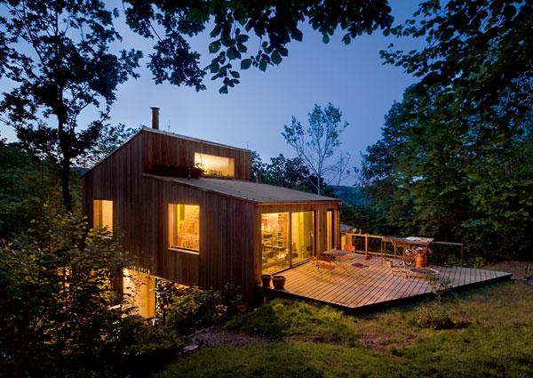 Case ecologiche legno for Case ecologiche costi