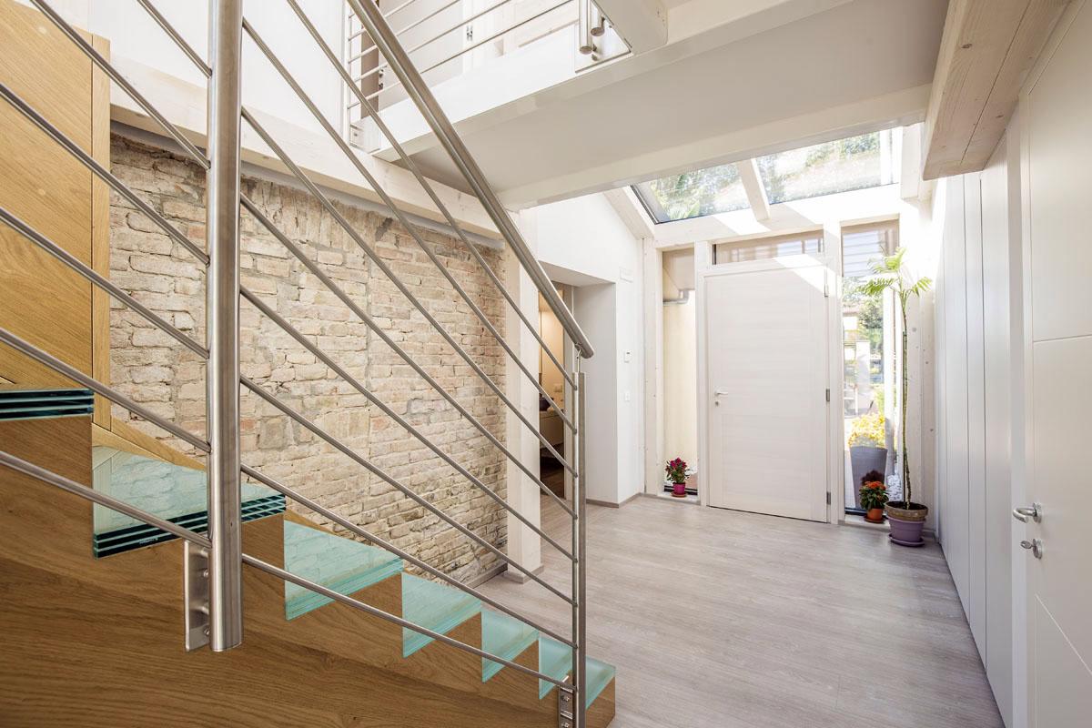 Case prefabbricate in legno moderne i progetti del futuro for Case moderne interni legno