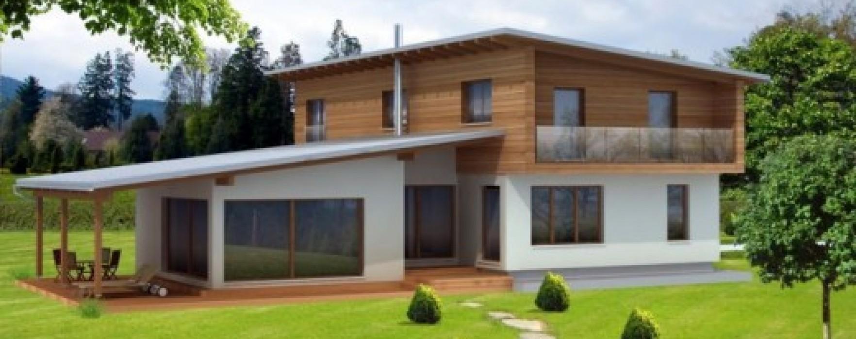Budget per le case in legno for Case di legno in romania