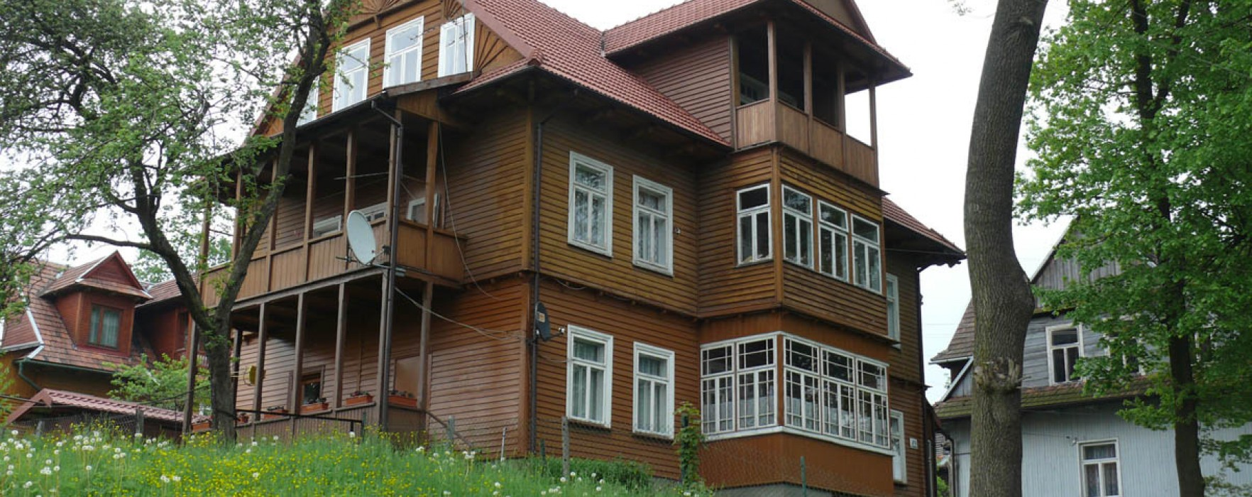 Isolare una vecchia casa in legno for Comprare una casa di legno