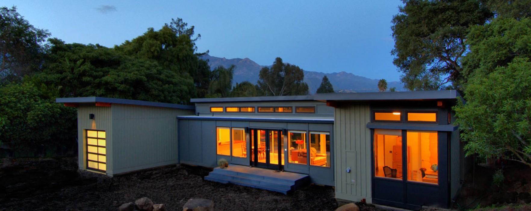 Case in legno prefabbricate for Costare la costruzione di una casa contro l acquisto