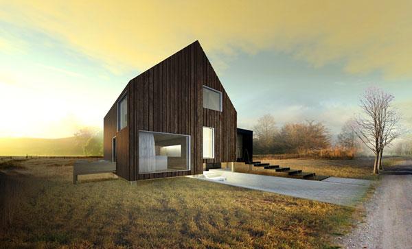 Case prefabbricate e monossido di carbonio - Casa prefabbricata moderna ...