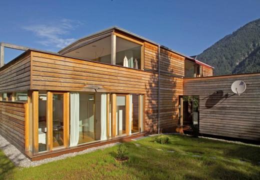 la durata delle case in legno prefabbricate