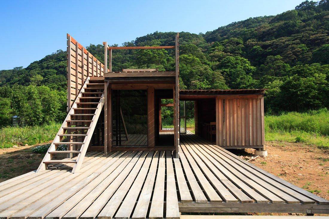 Ristrutturare con le case prefabbricate for Case in legno senza fondamenta