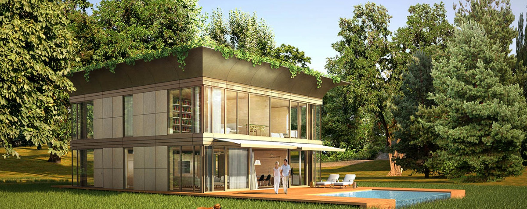 Piano interrato o platea per le case ecologiche for Piani di cottage modulari