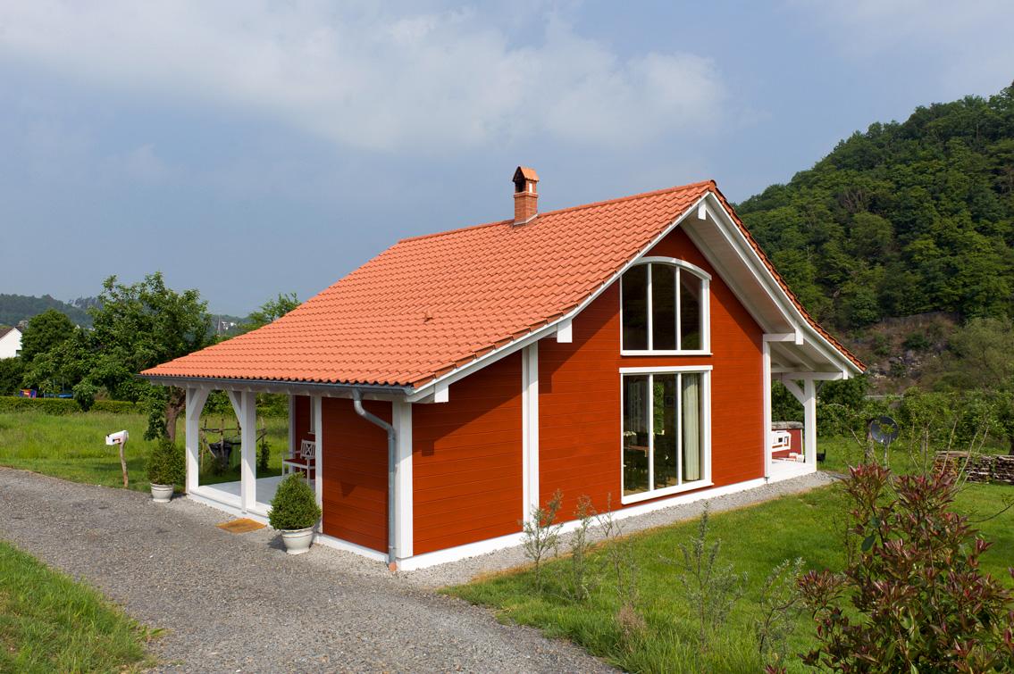 I costi di una piccola casa in legno - Costi casa in legno ...