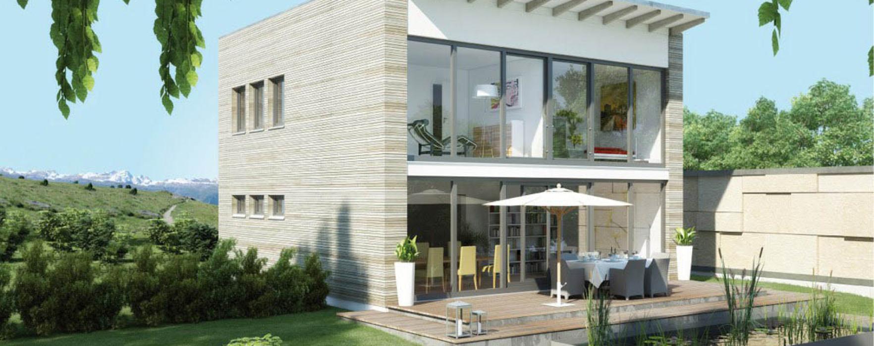 Gli altri prezzi di una costruzione in legno - Quanto costa costruire una casa al mq ...