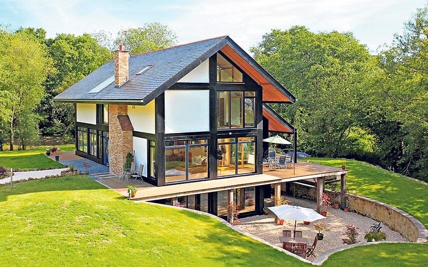 Divulgare le case in legno prefabbricate for Le case prefabbricate