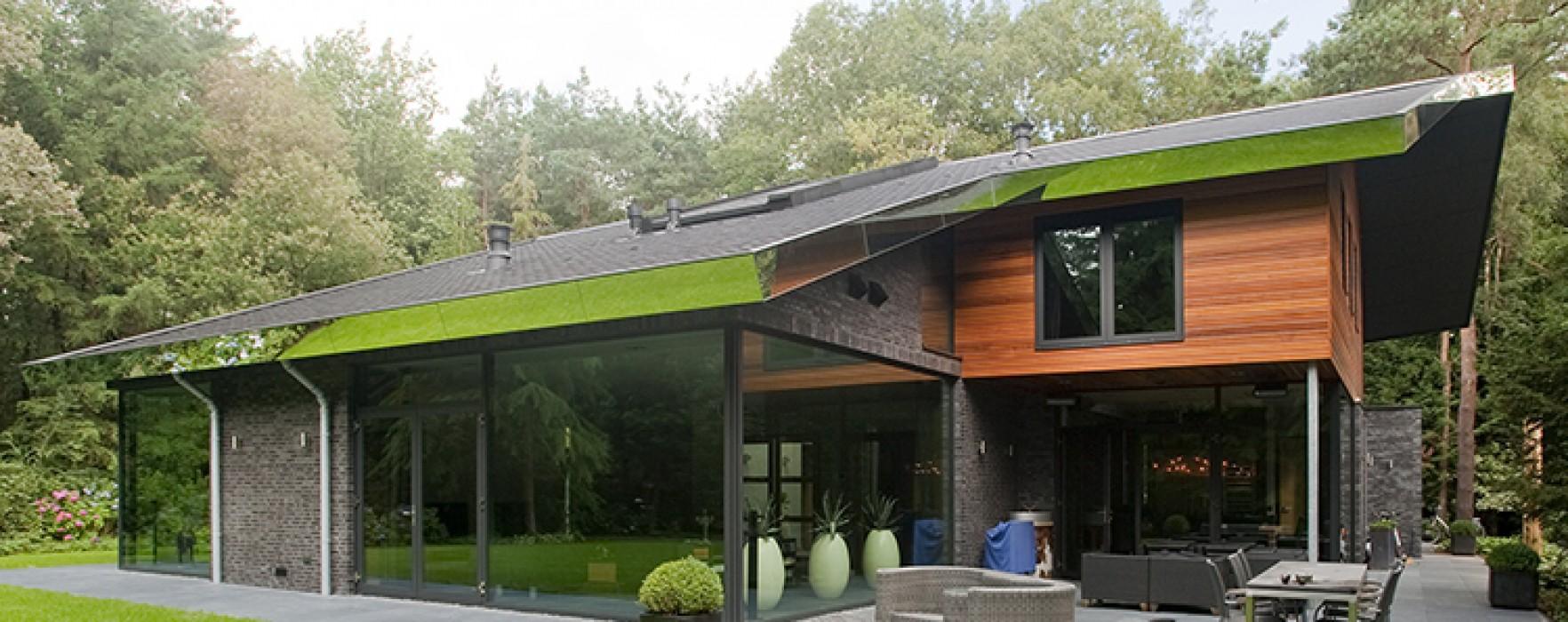 Muffa e caldo in una villetta in legno for Costare la costruzione di una casa contro l acquisto