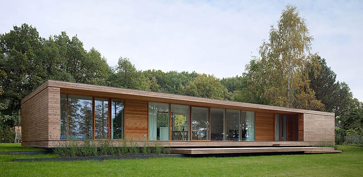 Dove ubicare il locale termico nelle case in legno for Case prefabbricate moderne sicilia