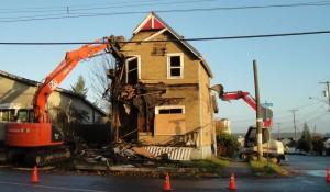 demolizione ricostruzione
