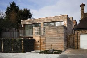 edificio legno