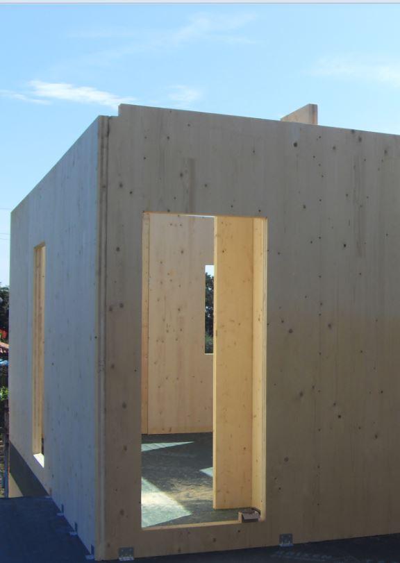 Prefabbricazione sartoriale con g c srl case legno for Case in legno svantaggi