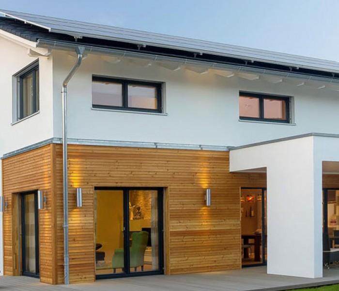Casa Jubilée XXL Plus di HAAS: Efficienza energetica per un comfort di livello superiore