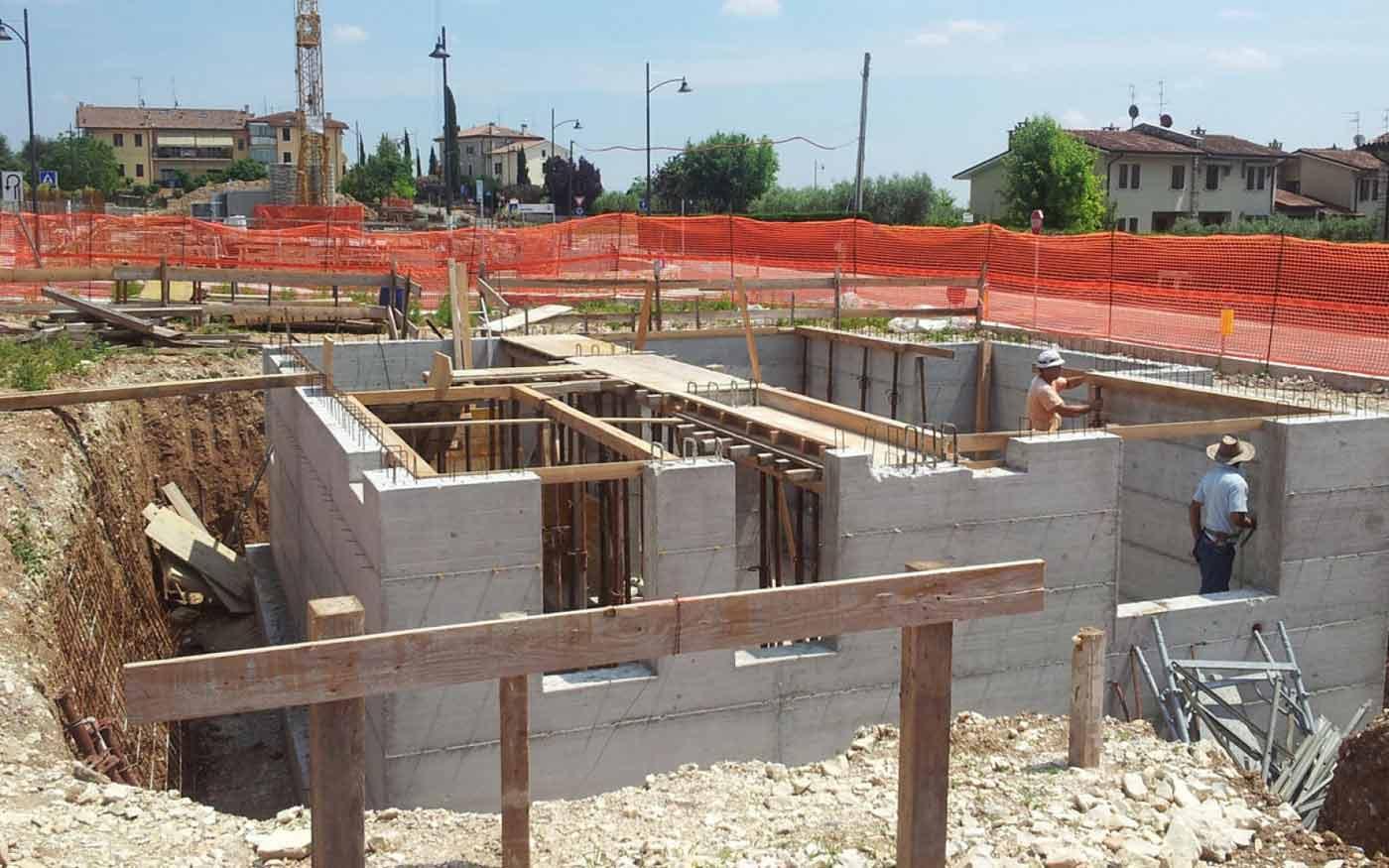 Isolare un interrato tradizionale for Costare la costruzione di una casa contro l acquisto