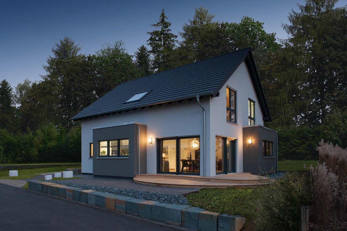 Costruire una casa in legno mhm - Costruire una casa costi ...