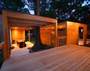 legno giardino