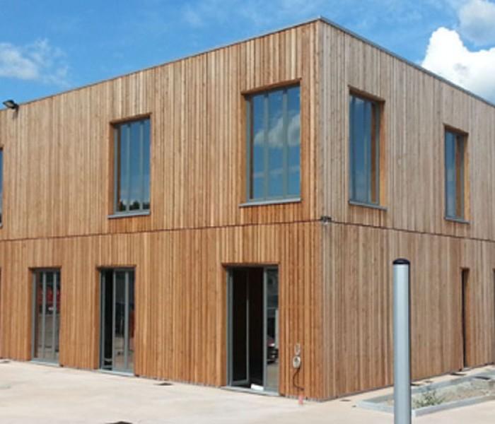 NORDHAUS, Costruire in legno.