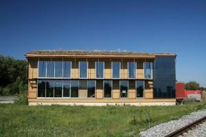 progetto casa in legno