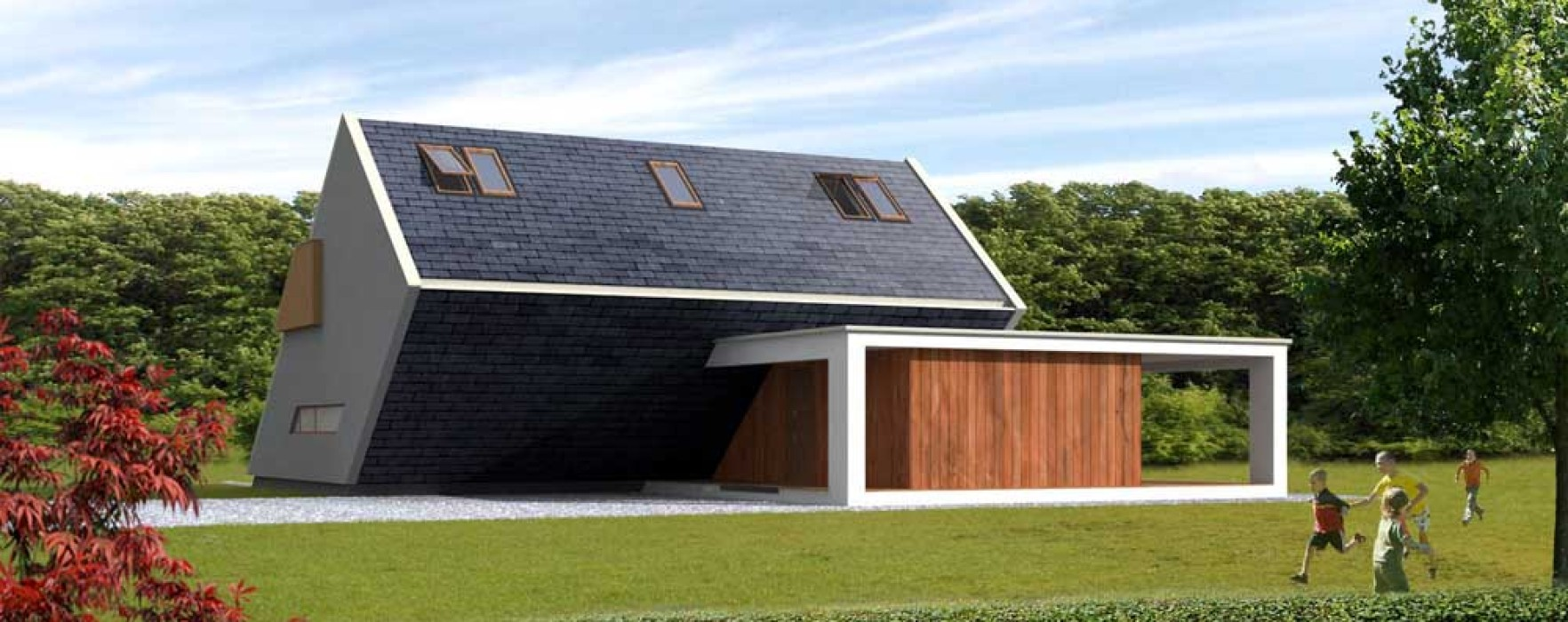 Permessi terreni agricoli e case di legno - Costruire palestra in casa ...