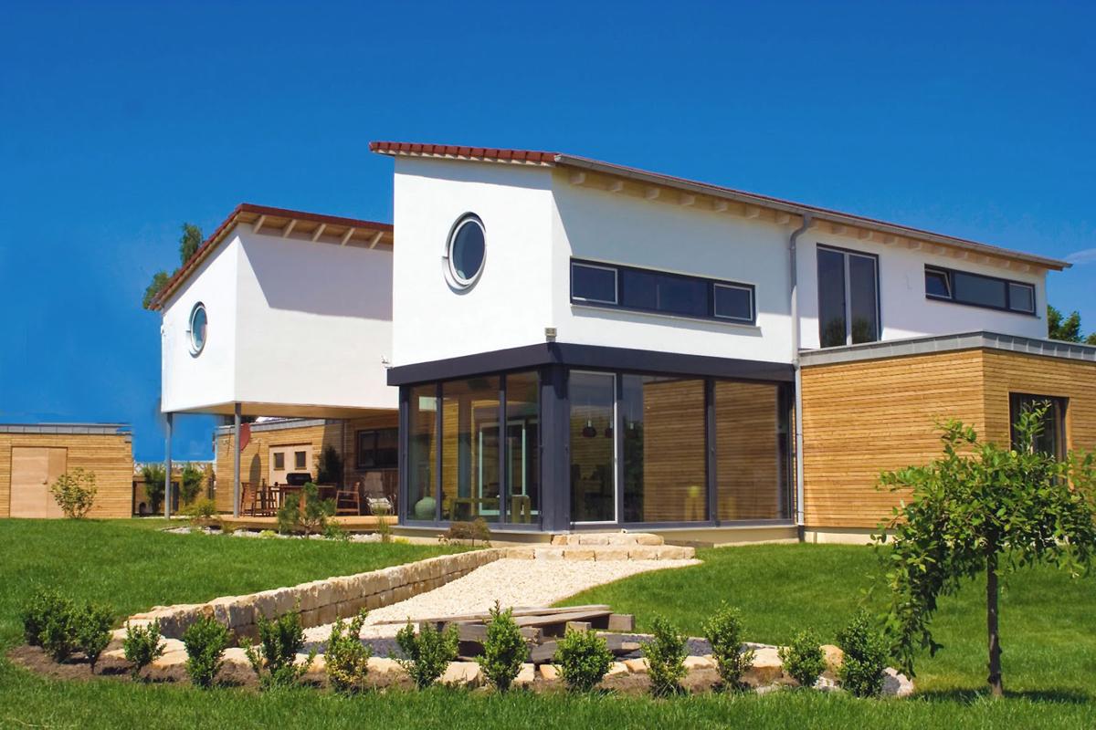 Una casa prefabbricata in calabria for Costruire una casa prefabbricata