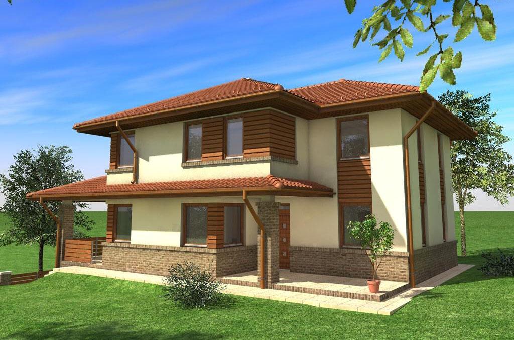 Consigli per costruire una villa in legno - Vorrei costruire una casa in legno ...