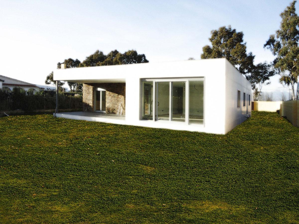 Casa modular hormigon precio montaje vivienda hormipresa for Casa piano cotizacion