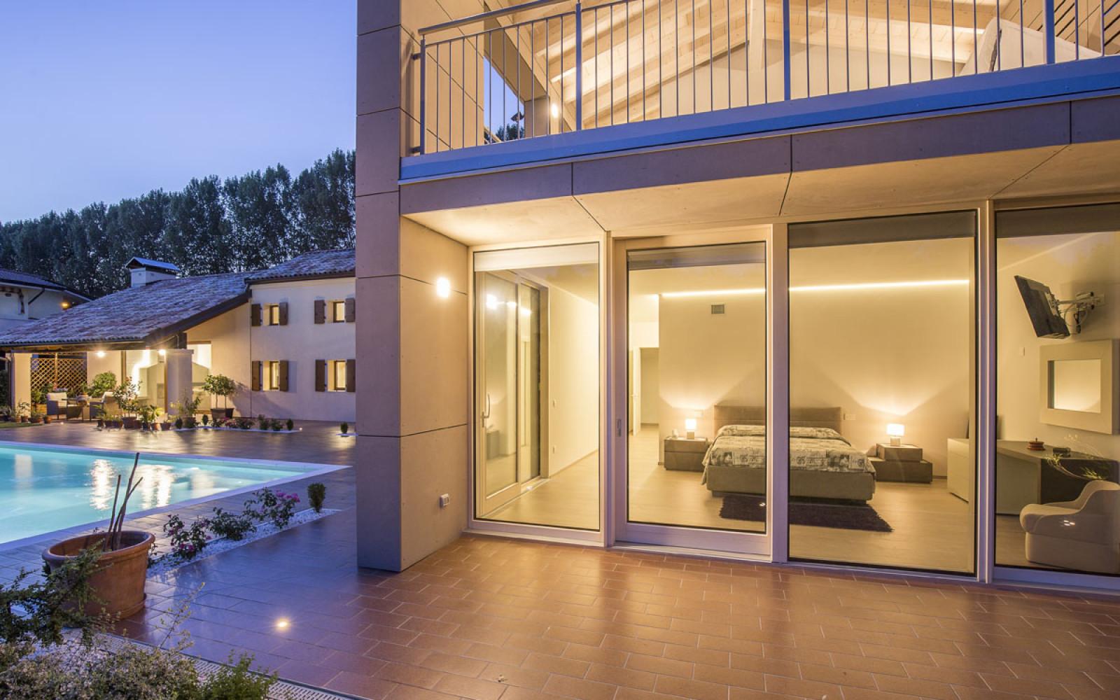 Case prefabbricate in legno ecologiche a basso consumo for Progetti interni case moderne