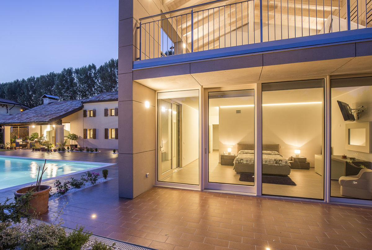 Case prefabbricate in legno moderne i progetti del futuro for Progetti case moderne interni