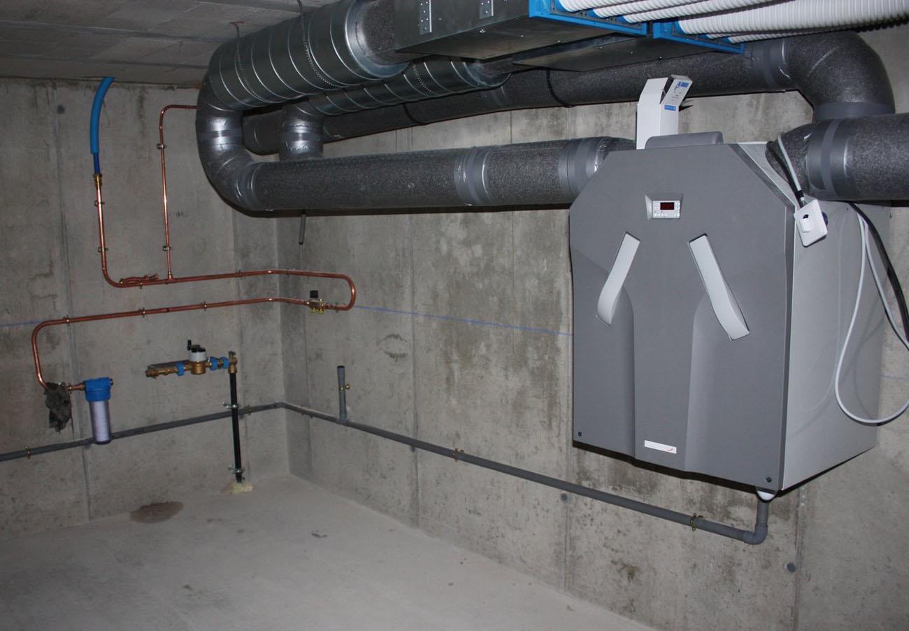 La ventilazione meccanica negli edifici in legno for Ventilazione meccanica