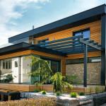 Casa in legno Kampa